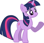 Twilight Sparkle Vector #1 by EbonTopaz