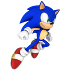 Sonic Leap Speed Render by Nibroc-Rock