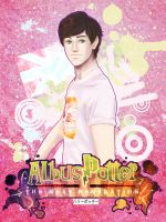 AP: Albus Potter Single Card by privee