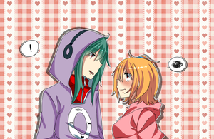 VOCALOID.Kagerou Project : KidoMomo by Nishi-me24