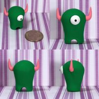 Pilch the Timid Monster by TimidMonsters