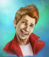 Futurama - Philip J. Fry by Aioras