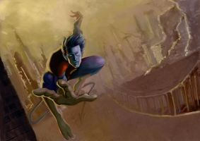 - Nightcrawler - by cheatingly