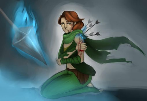 End of the Windrunner by lament35
