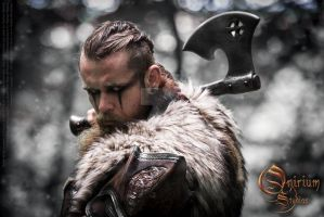 Viking inspired - Calimacil partnership 7 by Deakath