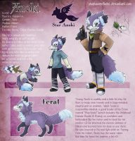 2011 Sheet Anoki by Pharaonenfuchs