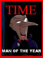 Time's Man of the Year by VVraith