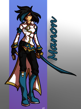 Manon by shadowtheultimate101