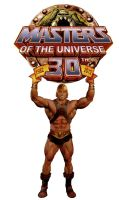 Masters Of The Universe 30th Anniversary by planetbryan