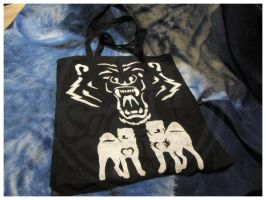 GNG - Bag design by SaQe