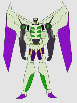 Thunderwing by decepticonaiden
