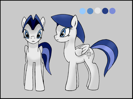 Star Light reference sheet by unitoone