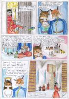 Foxes in the Tower. Pg 22 by Sinaherib