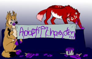 Adopt-a-charcter-101 contest by firefly16161616