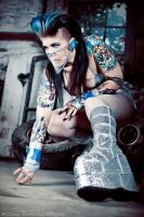 Cyber by Tiffany Ann by Miss-MischiefX