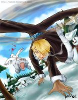 Sanji's_fight by KeMot