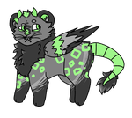 Toxic Spark Fayree Auction {CLOSED} by HesitantRyder