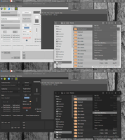 Numix-Deadwood GTK by cbowman57