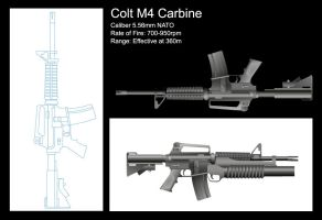 M4 Carbine by mystech
