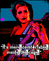 Inside The Cage by scart