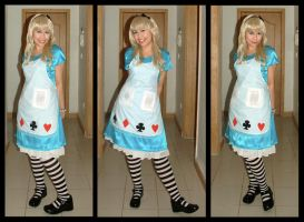 Alice in Wonderland XD by lonelymiracle
