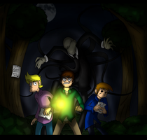 .:Return Of The Slender Man:. by PolisBil