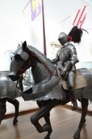 mounted knight close up 2 by oldsoulmasquer