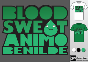 Another Benilde Shirt Design by Momage