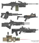 Rifles from Pimp My Gun 2 by c-force
