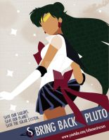 Bring Back Pluto by digitalfragrance