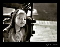 My Niece by DonovanDennis