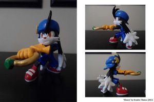 Klonoa Sculpture by BThomas64