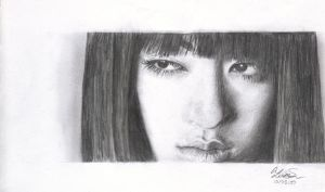 Gogo Yubari by x0SHiranai0x