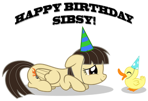 Happy birthday Sibsy! :3 by thatguy1945