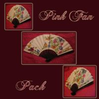 Pink Fan Pack by racehorse87-stock