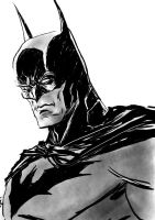 Batman sketch by brianlaborada