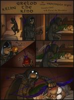 Killing Grelod the Kind by CaptainMoony
