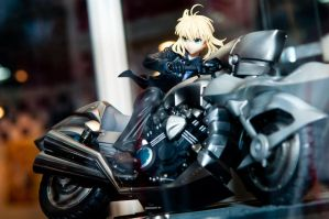 Saber and Saber Motored Cuirassier by Etherien