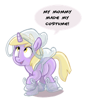 Dinky's Costume by sophiecabra