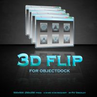 3D Flip for ObjectDock by PoSmedley