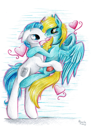 I love you by Julunis14