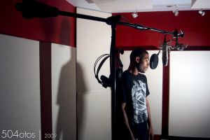 Sound Booth Shadows by GRhoades