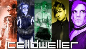 Just Celldweller by 972oTeV