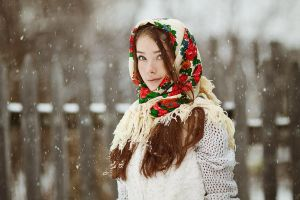The Russian Beauty (Alexa) 02 by TanyaMochalova