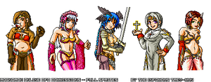 CFC - RO Fans Sprites No. 14 by trevmun
