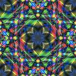 Kaleidoscopic Mandala by Kancano