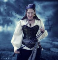The Wench by xx-Lethal-xx