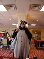 Panda girl at AnimeDetroit2010 by CynicalSniper