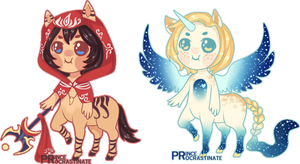 [ CLOSED ] Fairytale Fawns by PrinceProcrastinate