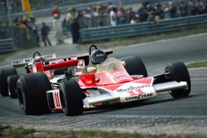 James Hunt | John Watson (Netherlands 1976) by F1-history